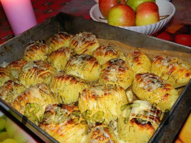 Hasselbacki kartulid