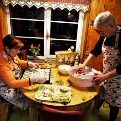 Õunakrõpsude valmistamine